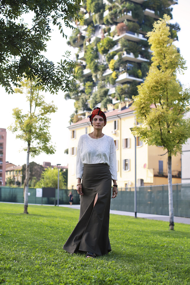Helen Nonini - BAM Biblioteca degli Alberi Milano